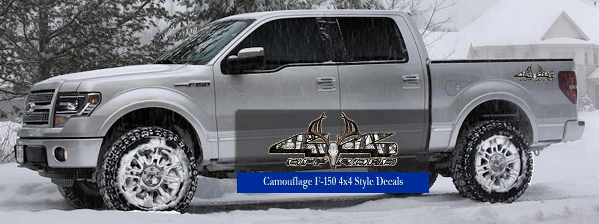 X Camouflage Hunting Decals Deer Turkey Bear Elk Camo Deer - Hunting decals for trucks